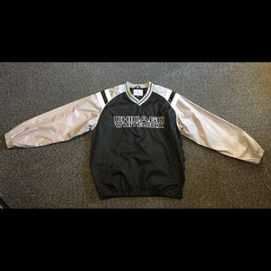 Chicago White Sox pull over Dugout Jacket
